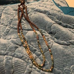 """Double Strand 30"""" Necklace"""